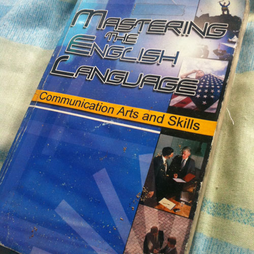 mastering-the-english-language