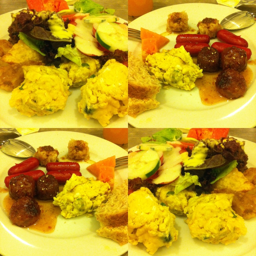 Baguio Foods - Buffet Breakfast
