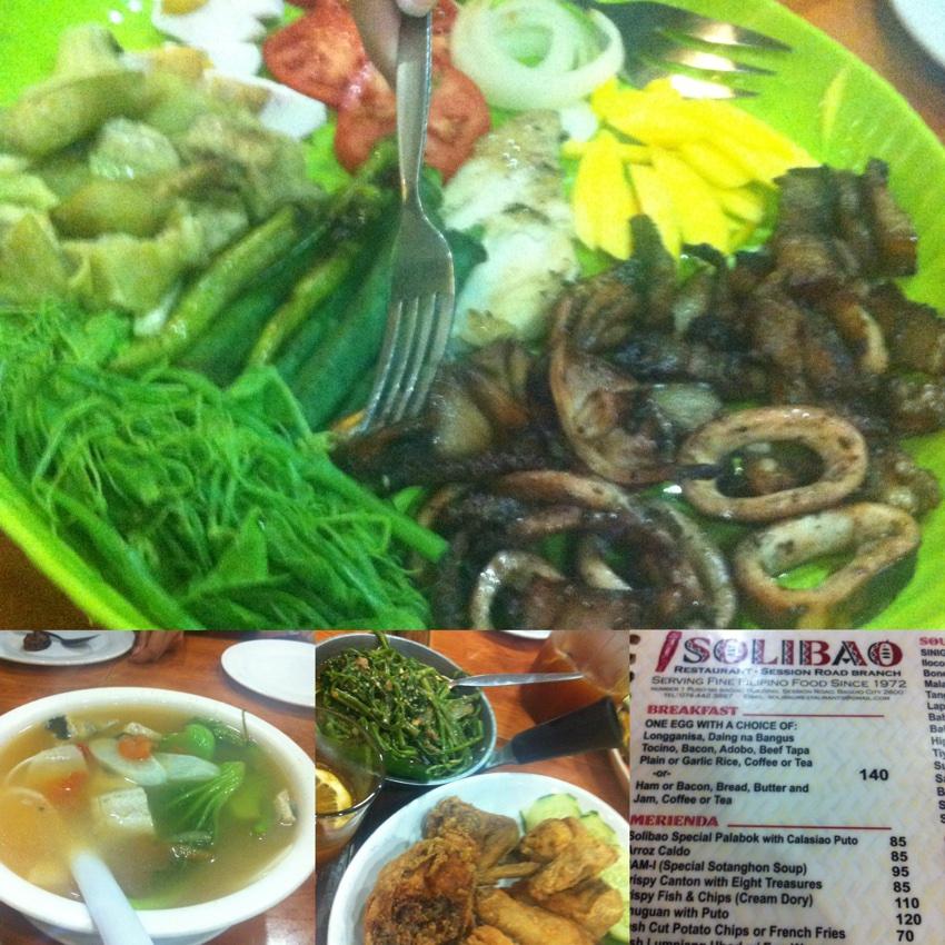 Baguio Foods - Solibao Restaurant