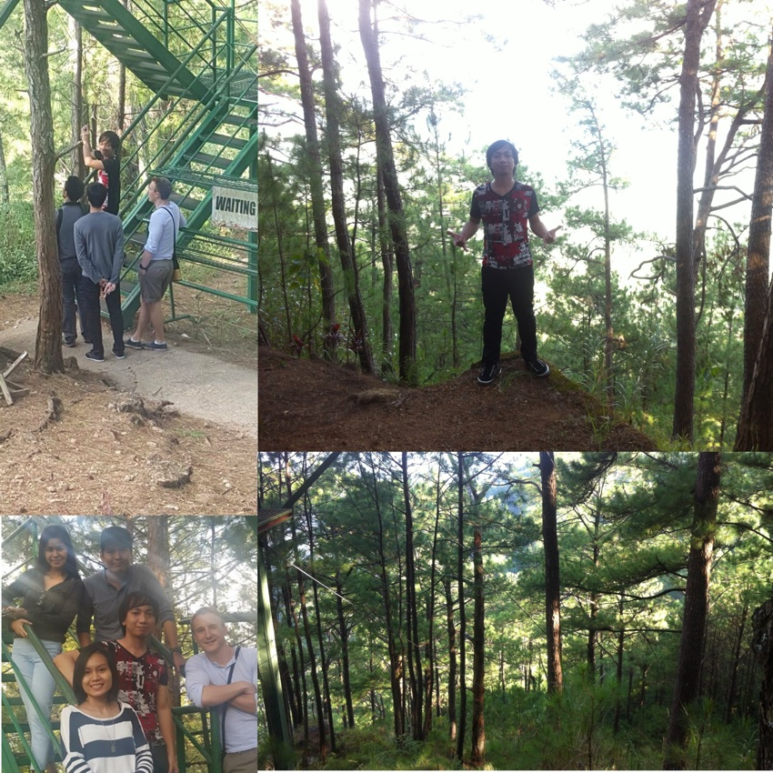 Baguio Place - Camp John Hay