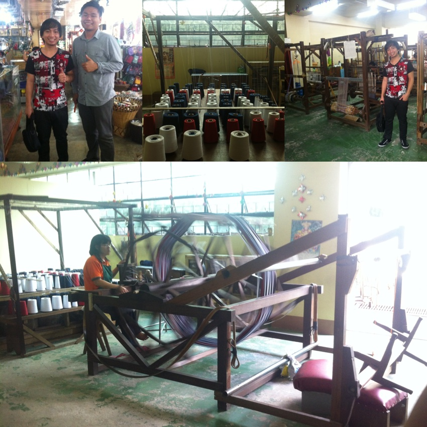 Baguio Place - Easter Weaving School