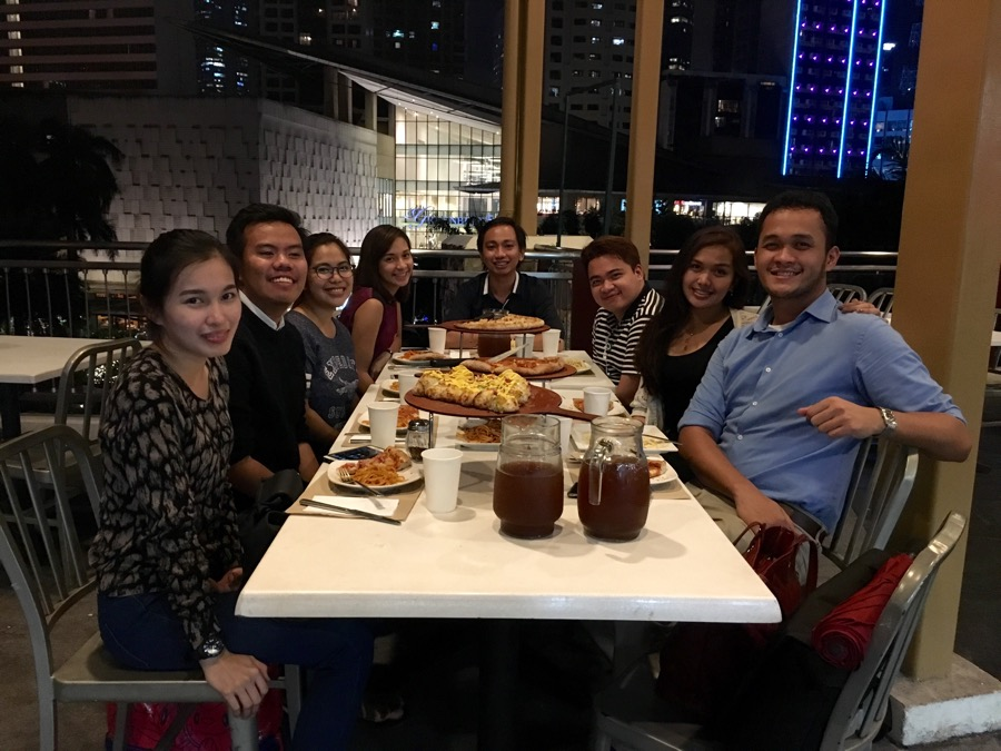 Travel Chenes Christmas Party