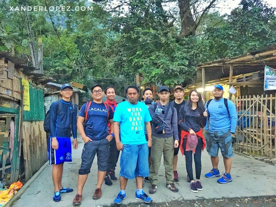Mt Binacayan and Wawa Dam